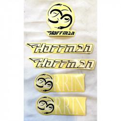 30 YR ORRIN Frame Sticker Pack