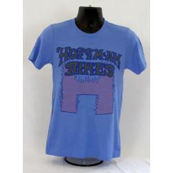 Flaming H Logo Shirt, Blue...