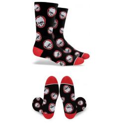HB Skull Socks
